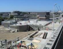 Main Waste Water Treatment Plant, Grit System Improvements