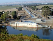 Patterson Irrigation District Fish Screen Intake