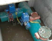 Water Storage Tank and Booster Pump Station Modification