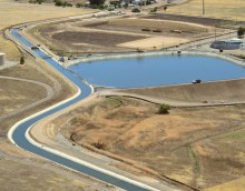 Canal Modifications South Bay Aqueduct Enlargement