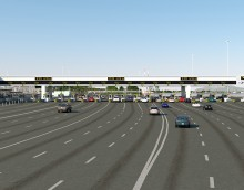 San Francisco-Oakland Bay Bridge Toll Plaza Improvements