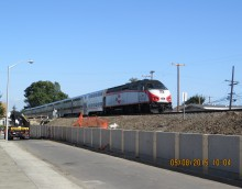 Caltrain, San Mateo Bridges Replacement Project