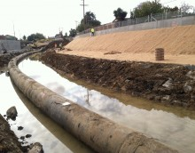 Lower Silver Creek Flood Protection & Creek Restoration