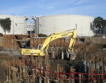 EBMUD, Main Wastewater Treatment Plant Digester Upgrade, Phase 2