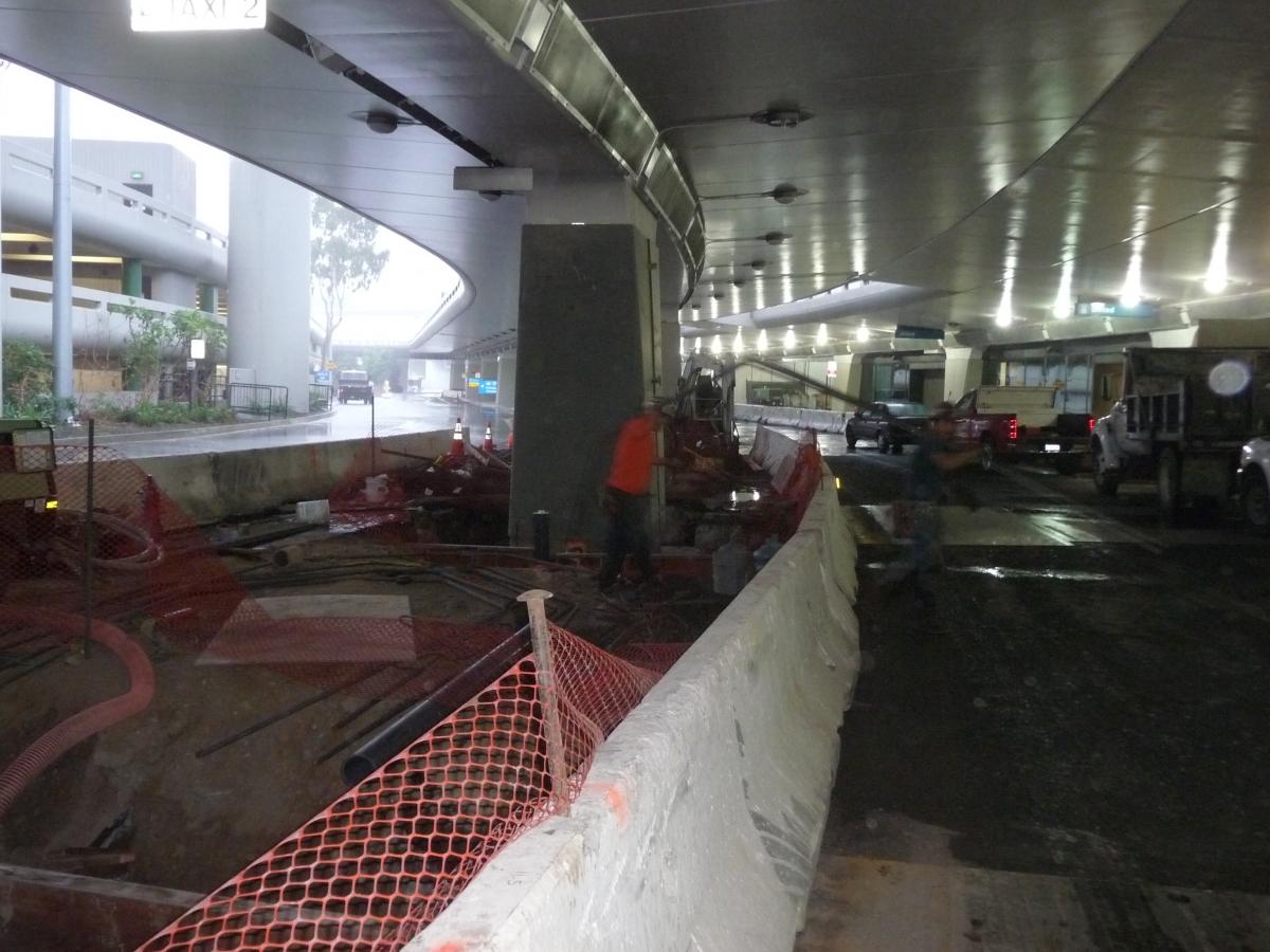 Sfo Terminal Upper Level Viaduct Improvements Phase 2
